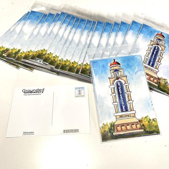 St. Pete Postcard Collection