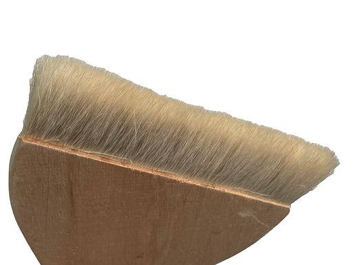 Wide Sheep Hair Brush