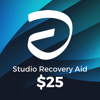 Studio Recovery Aid