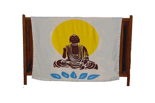 ORGANIC BUDDHA BABY BLANKET