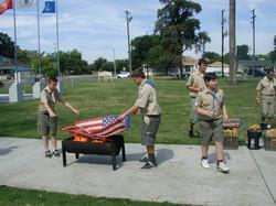 americanlegionlemooreflagretirement11june2011 015 (800x600)