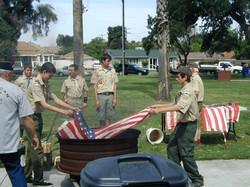 americanlegionlemooreflagretirement11june2011 014 (800x600)