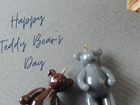 Happy Teddy Bear's Day!