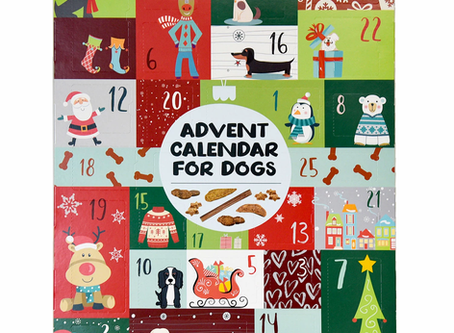 Sam's Club | Advent Calendar for Dogs with 35 All Natural Treats