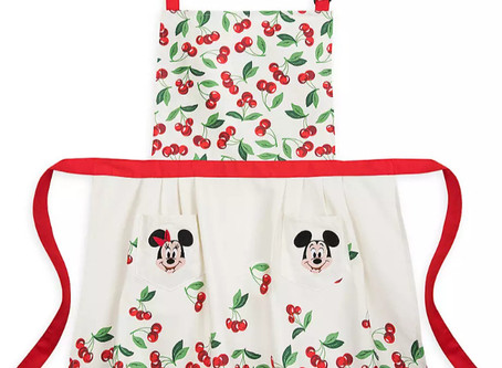 Shop Disney | Mickey and Minnie Mouse Retro Apron for Adults