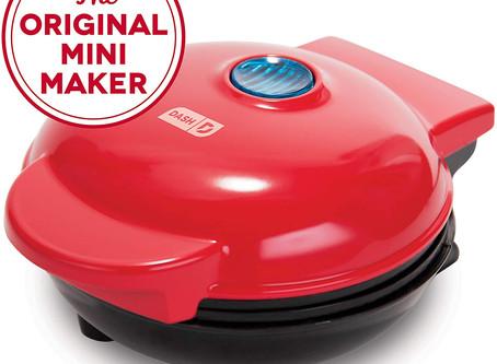 Amazon   Dash Mini Waffle - Chaffle Maker