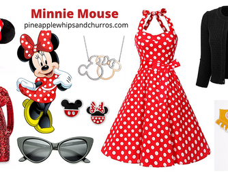 Minnie Mouse Inspired Fashion and Style For Your Next Disney Parks Adventure