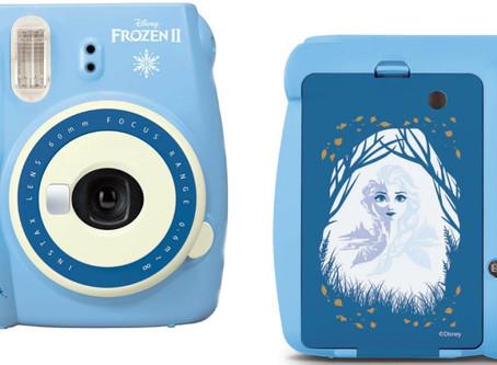 Kohl's | Fujifilm Instax Mini 9 Frozen 2 Instant Camera + Kohl's Cash Back