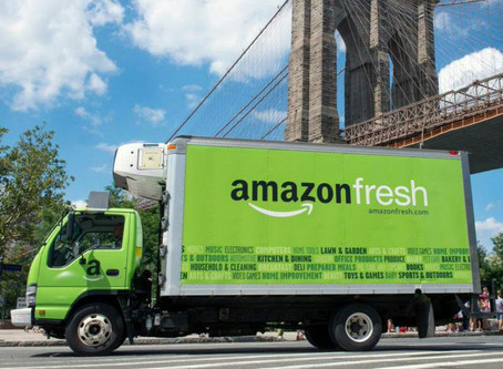 Amazon Fresh: $15 off $50 (First-Time Customer Orders)