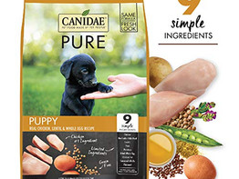 FREE 7-Pound Bag of Canidae Dog Food at Petco