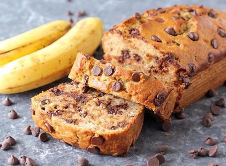 Recipe | Starbucks Copycat Chocolate Chip Banana Bread