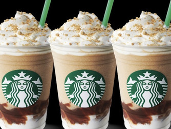 Starbucks Happy Hour BOGO Drinks October 8th from 2-7 PM