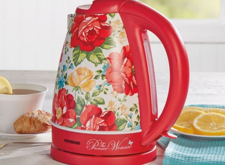 Walmart The Big Save Event | The Pioneer Woman Electric Kettle