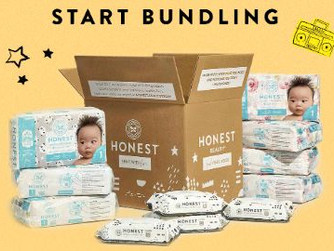 The Honest Company | 30% Off Diaper & Wipes Bundle