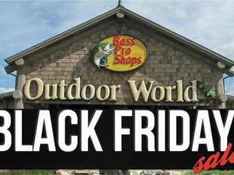Bass Pro Shop Black Friday 2020 Ad is Here