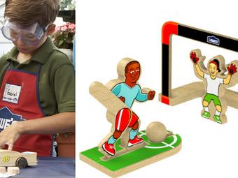 FREE Soccer Goal Kit | Kids Workshop at Lowe's