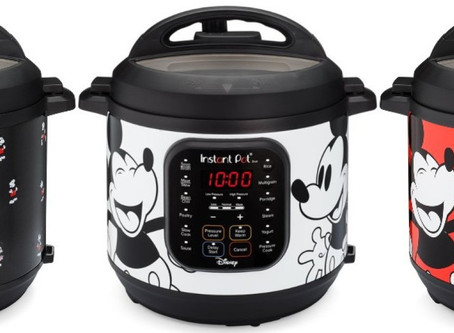 Disney Mickey Mouse Instant Pots Now Available Exclusively at Walmart