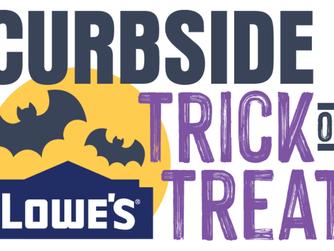 Lowe's   Halloween Curbside Trick or Treating + Free Pumpkin