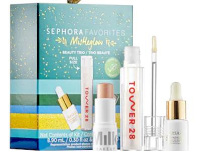 Sephora Favorites Mini Mistle Glow Clean Highlight Set