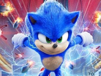 Sonic the Hedgehog 4K UHD Digital Download