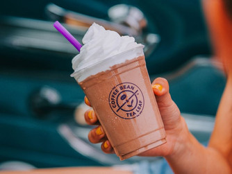 Coffee Bean and Tea Leaf |Get Any Regular-size Ice Blended Drink For Only $3