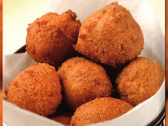 How To Make Hushpuppies From Disneyland's New Orleans Square