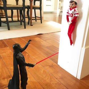 Star Wars | Elf On The Shelf