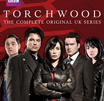Amazon   Torchwood: The Complete Original UK Series [Blu-ray]