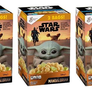 Star Wars The Mandalorian Cereal