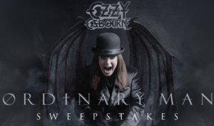 The Ozzy Ordinary Man Sweepstakes