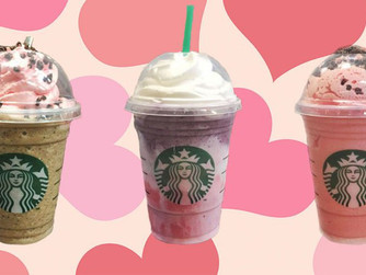 20% Off Starbucks Espresso & Frappuccino Drinks at Target Starbucks Cafes