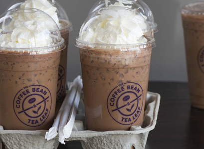 BOGO Coffee Bean and Tea Leaf