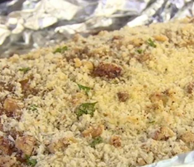 Recipe | Cook With Cabela's Crispy Dijon Grilled Salmon
