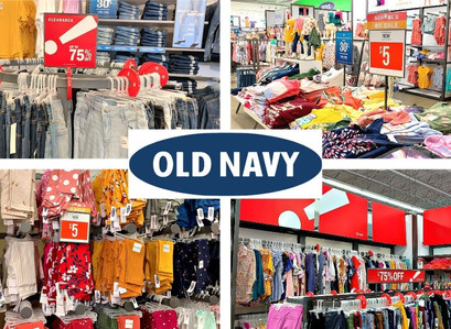 Old Navy | Up To 75% OFF Clearance