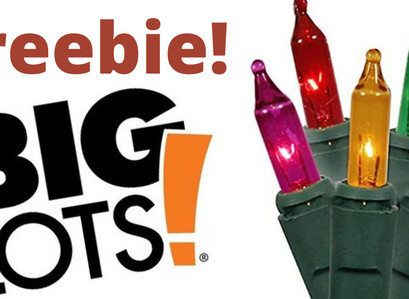 Big Lots Rewards Members | Score Free 140 Count Mini Christmas Lights
