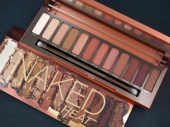 Urban Decay | Naked Heat Eyeshadow Palette