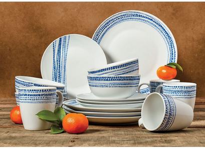16-Pc Macy's Tabletop Unlimited Dinnerware Set
