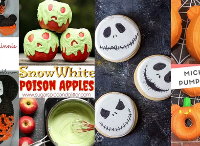 Disney Inspired Halloween Treats You Will Love