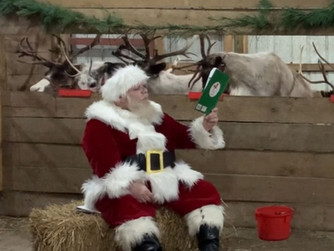 Livestream! Watch Santa And His Reindeer Live At The North Pole – For Free!