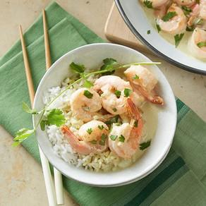 Recipe |  Thai Green Curry with Shrimp