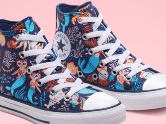 Converse Shoes for the Family from $18 + Free Shipping