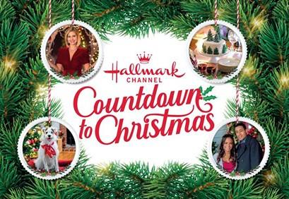 Hallmark Channel Countdown to Christmas 2020 Book