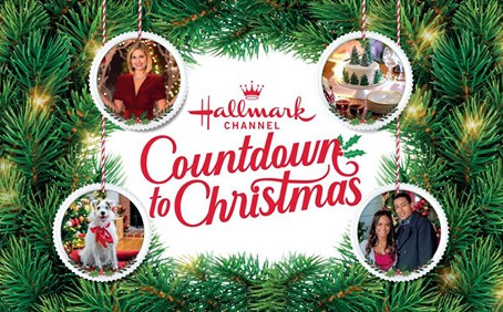 Hallmark Channel Countdown to Christmas 2020 Book