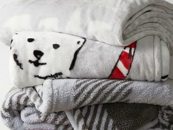Vera Bradley | Throw Blankets from $15 Shipped (Regularly $55)
