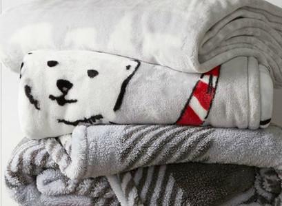 Vera Bradley   Throw Blankets from $15 Shipped (Regularly $55)