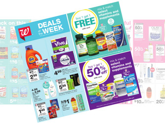 Walgreens Weekly Ad Sale September 27 – October 3, 2020