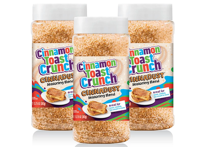 Cinnamon Toast Crunch Cereal-Inspired Seasoning Blend