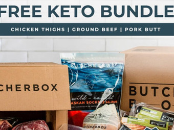 ButcherBox – Free Keto Bundle With Your First Delivery Box