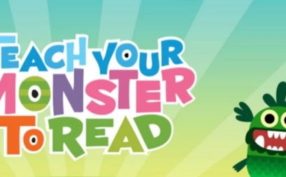 Free Teach Your Monster to Read App (Reg. $5)