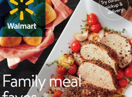 Walmart Weekly Ad Sep 30 – Oct 27, 2020